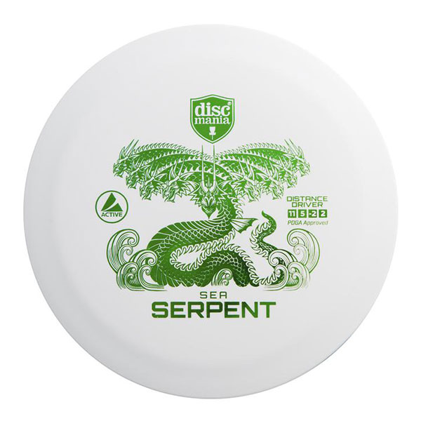 Sea Serpent distance driver