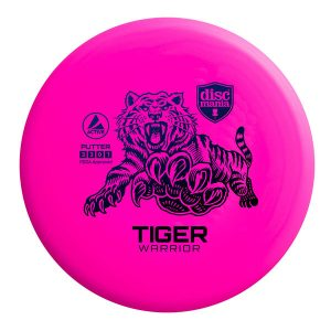 Discmania Tiger Warrior Putter roze