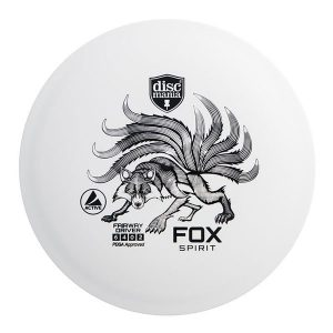 Discmani Fairwaydriver - Fox Spirit