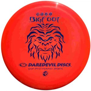 Daredevil_bigfoot_Ultra_fast-distance_driver_for_disc_golf_frisbee_red