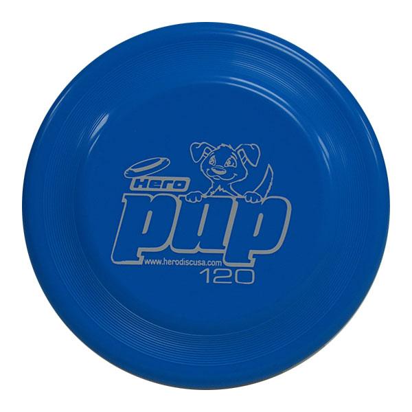 Hero Pup dogfrisbee blauw