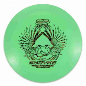 shryke_star_distance driver understable high speed disc golf
