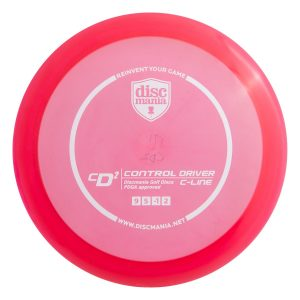 C-Line CD2 control disc golf driver frisbeegolf spelen