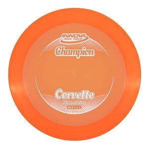 Frisbeewinkel-Innova-Champion-Corvette