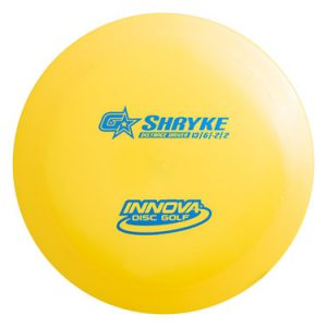Innova Gstar Shryke Overstable distance driver speed 13