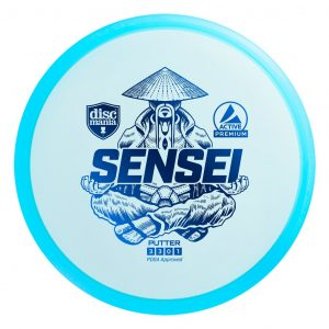 Discmania Active Premium Sensei Putter Blue