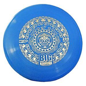 Heavyweight frisbee Big Kahuna blue