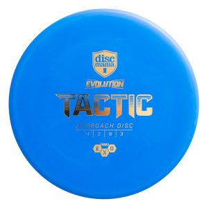 Hard Exo Tactic Very Overstable Midrange Disc Blue