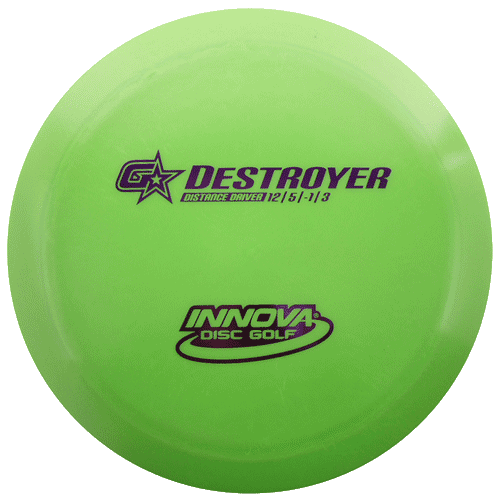 Destroyer Frisbee Gstar
