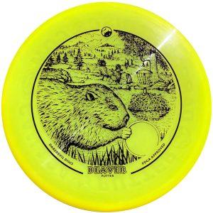Daredevil Beaver FP Putter