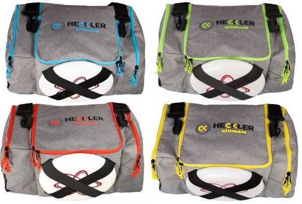 Heckler 2.0 Tas voor Ultimate Frisbee