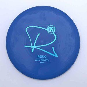 Kastaplast K3 Reko Blue stable Putter