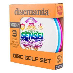 Discmania Active Disc Golf Set 3 Discs 1