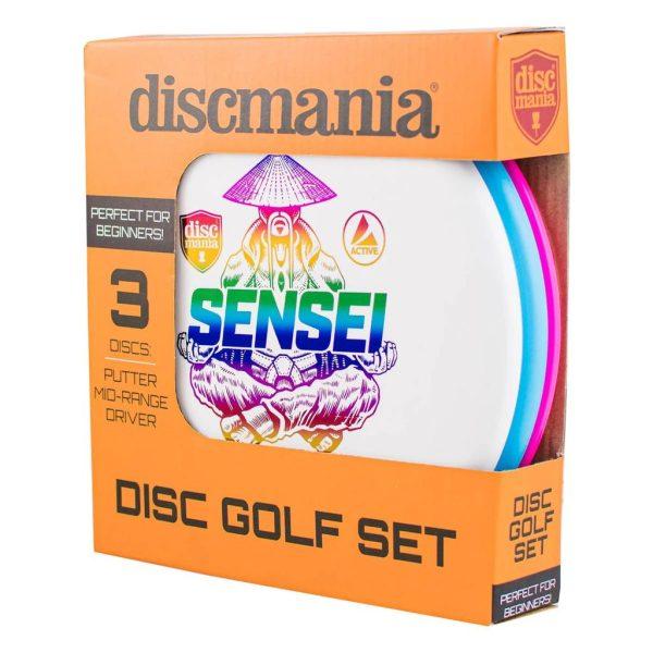 Discmania Active Disc Golf Set 3 Discs