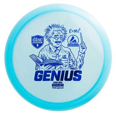 Discmania-Premium-Genius-Fairway-Driver-Overstable-Buy-Frisbee-Disc-Kopen-Frisbeewinkel-Fun-Blue