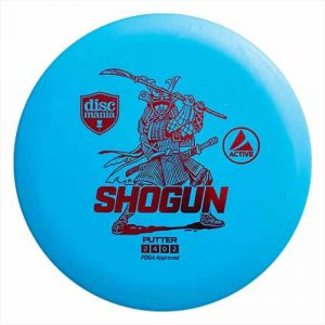 Discmania-Active-Shogun-Blue-Blauw-Putter-Frisbee-for-Disc-Golf-Buy-Kopen-at-Frisbeewinkel-Frisbeeshop-Fun-Outdoors-Sport-Activity-Buitensport-Leuk