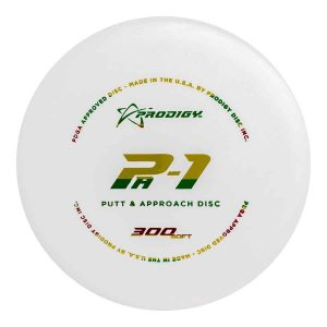 Prodigy-Disc-PA-1-300-Soft-Plastic-Putter-and-Approaching-Frisbee-for-Beginners-and-Advanced-Players-Pro-Disc-Golf-Equipment-Buy-at-Frisbeeshop-Schijf-Kopen