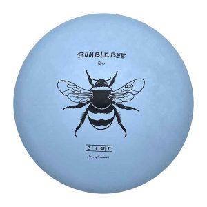 Frisbeewinkel-Bumblebee-Flexible-Putter-Blue