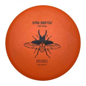 Frisbeewinkel-Stag-Beetle-Light-Weight-Midrange-Red