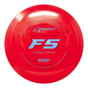 PRODIGY-DISC-F5-500-FAIRWAY DRIVER Red